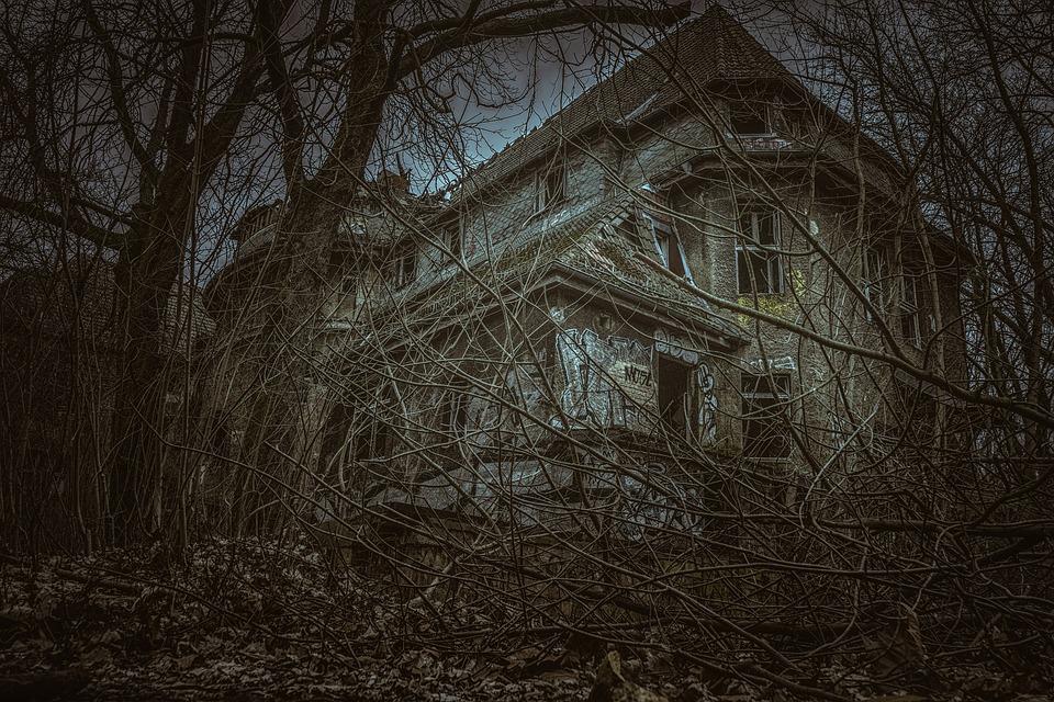 dark place pixabay