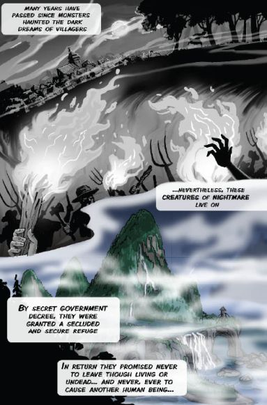 Monters OTR page 1