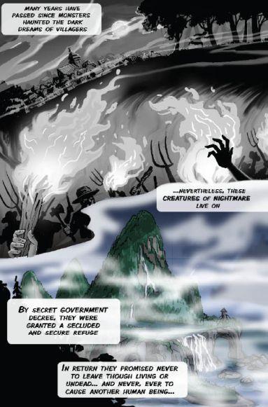 Monters OTR page 1